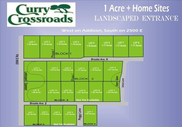 Country subdivision just outside of Twin Falls. Features acre+ lots and  pressurized irrigation.